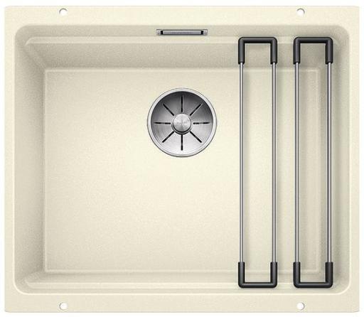 Blanco Etagon 500-U UXI Kjøkkenvask 53x46 cm/InFino kurvventil, Silgranit jasmin