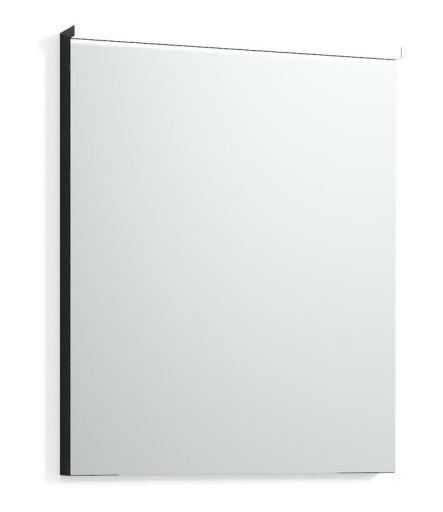 Svedbergs Skapa speil 55 cm, Sort eik