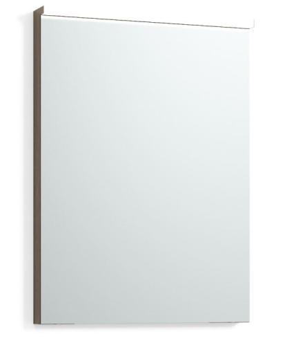 Svedbergs Skapa speil 50 cm, Lys eik