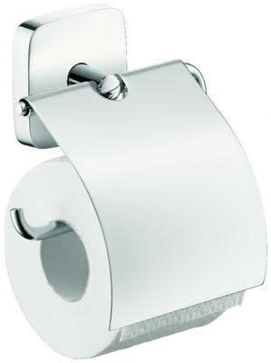 Hansgrohe PuraVida Toalettpapirholder, krom