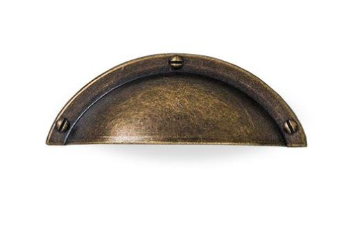 Svedbergs stålhåndtak - Brons