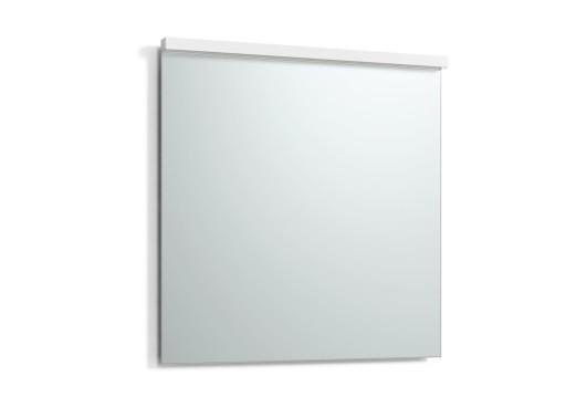 Svedbergs Imago speil med LED belysning & servantsbelysning, 80 cm, Hvit
