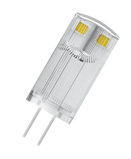Osram Star LED Pin 0,9W/827 (10W) G4 Klar