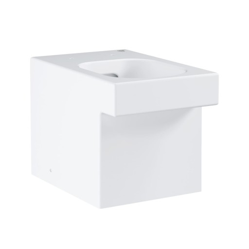 GROHE Cube back-to-wall toalett m/Antibakteriell overflate - 565x380 mm