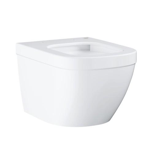 GROHE Euro Kompakt vegghengt toalett m/Antibakteriell overflate - 490x374 mm