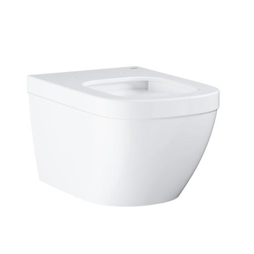 GROHE Euro vegghengt toalett m/Antibakteriell overflate - 540x374 mm