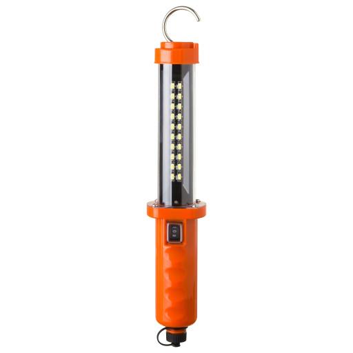 Wexim Explorer LED-lommelykt, 10W, Oppladbar