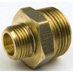 Köp Metall Sexkantsnippel G10xG6