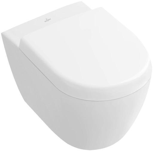 Köp Villeroy & Boch Subway 2.0 Compact vägghängd toalett m/Direct Flush
