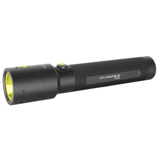 Led Lenser i9R Lommelykt, 400 Lumen, Oppladbar
