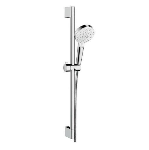 Köp Hansgrohe Crometta Vario duschset 900 mm, Vit/Krom