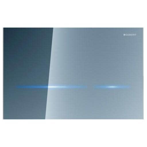 Geberit Sigma 80 betjeningsplate touch-free, Speilglass