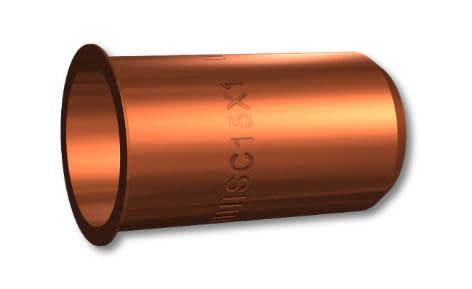 Köp Stödhylsa 18x1,0 mm
