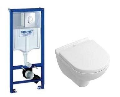tilbud væghængt toilet