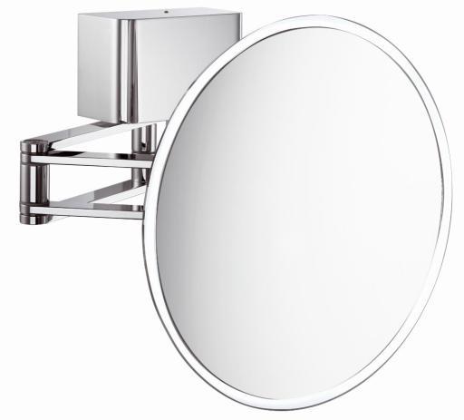 Köp HeFe sminkspegel med Led belysning och dubbel arm - På / av sensor och dimmer
