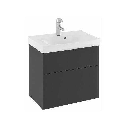 Köp Ifö Sense Underskåp Compact 60 cm m/Låda - Matt Grafitgrå
