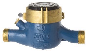 """Köp Kallvattenmätare QN 2,5 - 190 mm x 3/4"""" horisontell"""