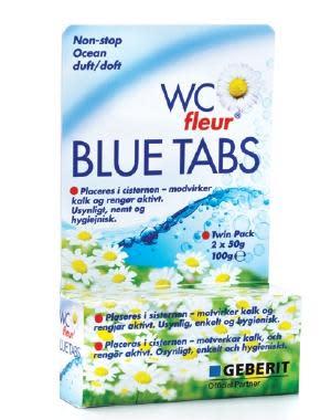 Köp Geberit Blue tabs
