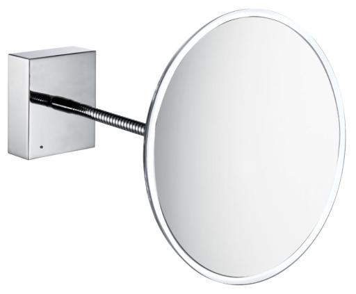 Köp HeFe sminkspegel med Led belysning - flex arm - På / av sensor och dimmer