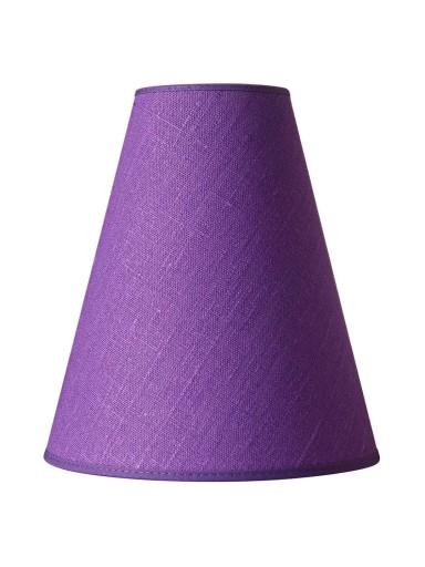 Köp Trafik Carolin lampskärm, Lila