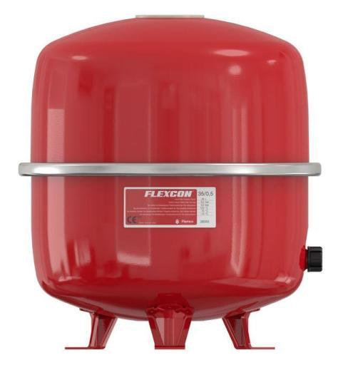 Köp Flexcon expansionskärl 35 liter