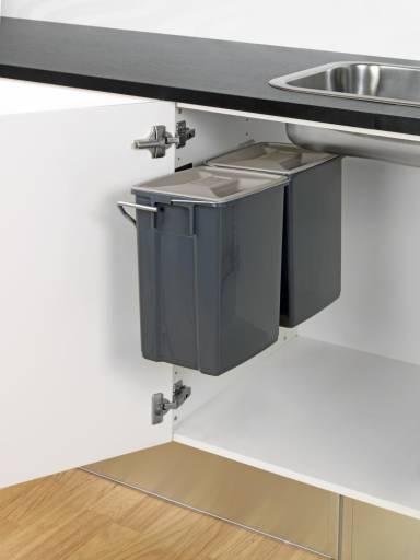 Köp Prisma Pelly källsorteringssystem, 2x10 liter