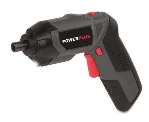 Köp Powerplus E-line skruvdragare - 3,6 Volt