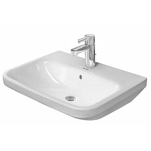 duravit håndvask Køb Duravit DuraStyle Håndvask m/Hanehul & Overløb   60x44 cm  duravit håndvask