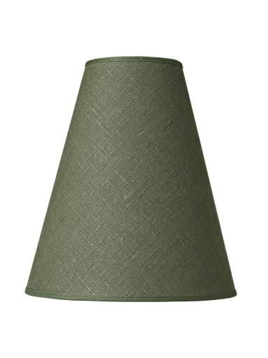 Köp Trafik Carolin lampskärm, Olivgrön