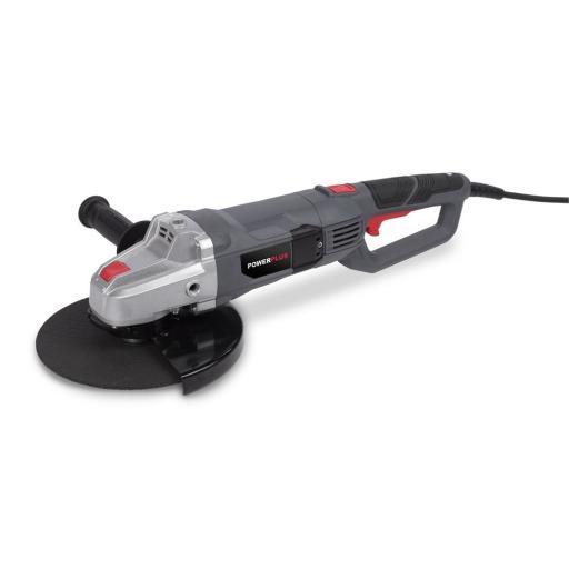 Powerplus E-line Vinkelsliper 230 mm, 2200W