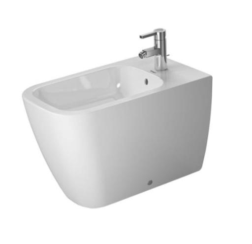 Köp Duravit Happy D.2 Golvbidé 630x365 mm, Vit