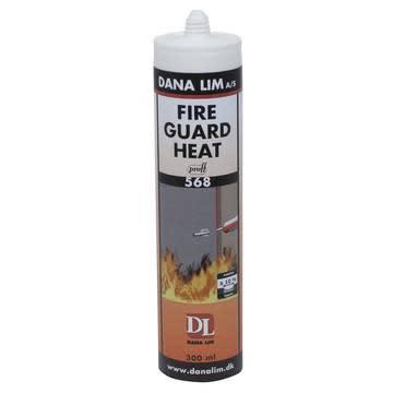 Köp Dana Lim Fire Guard Heat 568 pannkitt, upp till 1200°C, 290 ml