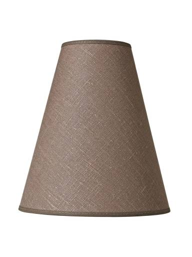 Köp Trafik Carolin lampskärm, Nougat