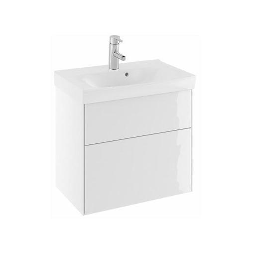 Köp Ifö Sense Underskåp Compact 60 cm m/Låda - Vit högblank