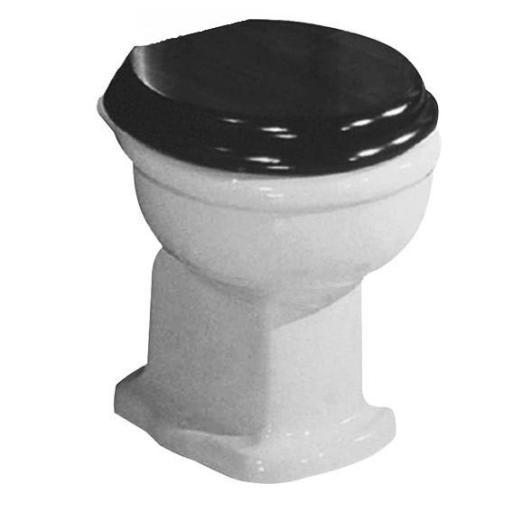 VitrA Aria gulvstående douchetoilet - uten toalettsete
