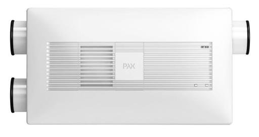 Köp Pax Eos 100H ventilation med förvärming och värmeåtervinning - med sladd