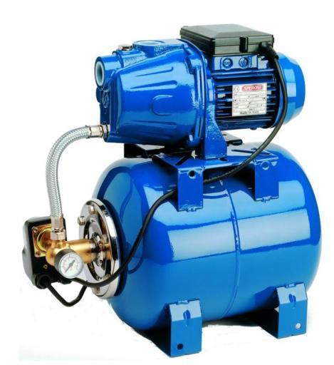 Köp Prisma pumpautomat 800 i gjutjärn - 22 liter