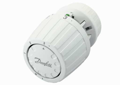 Köp Danfoss Termostat med inbyggd givare, RA 2977 MAX, 7-23º