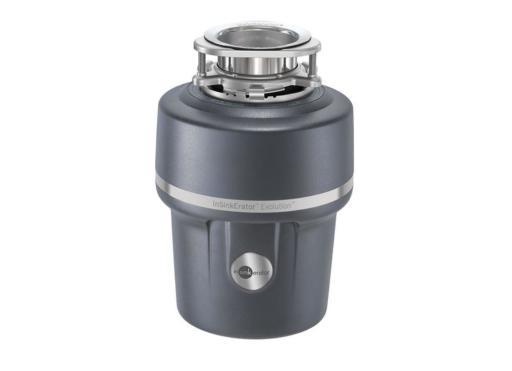 Köp Avfallskvarn EVO 100-2B för montering i diskbänkens avlopp
