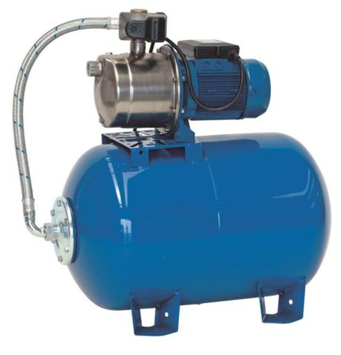 Köp Prisma Pumpautomat PPT 1100 i rostfritt stål - 60 liter