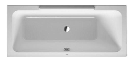 Köp Duravit DuraStyle badkar m/benställning 170 x 70 cm - Höger