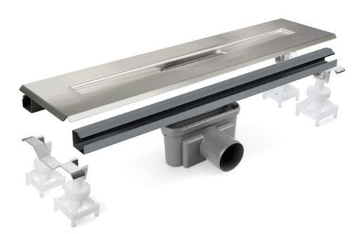 Köp Unidrain Grundpaket, Linje 700 mm, Friliggande 3004