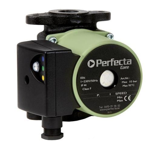 Köp Perfecta pump Core 25F-4-120