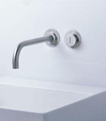 Köp Vola 4021 Beröringsfri Tvättställsblandare Krom