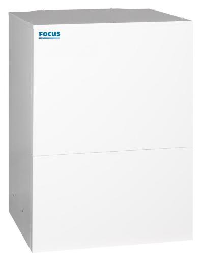 Köp FOCUS VLM 100S - Varmvattenberedare 100 liter, rostfri