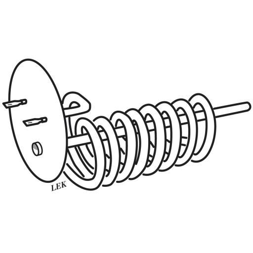 Köp Nibe elpatron RAR 14-112 3,0 kW