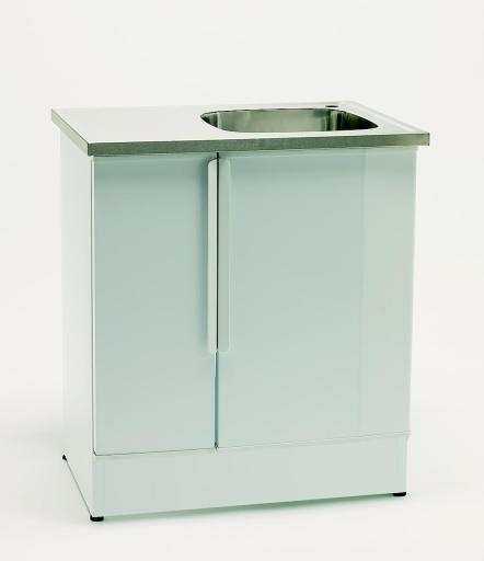 Köp Nimo Tvättbänk NB 800 L 80x60 cm Vit