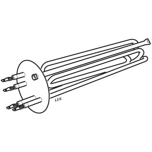 Köp Nibe Elpatron AA23-5 0,8-2,0 kW