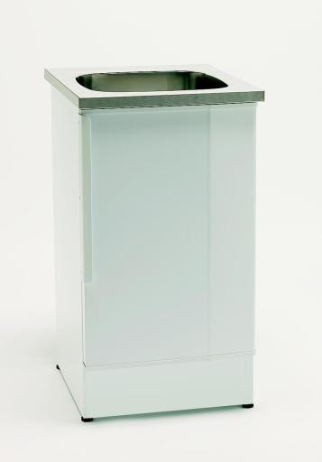 Köp Nimo Tvättbänk NB 500 L 50x60 cm Vit