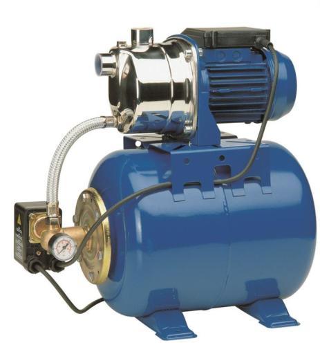 Köp Prisma Pumpautomat PPT 800 i rostfrittstål - 22 liter